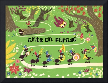 Ants on Parade