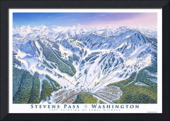 Stevens Pass Resort, Washington