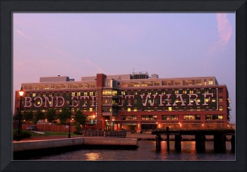 Fells Point - Bond Street Wharf