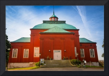 Karlskrona Wooden Church