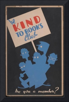 Be kind to Books