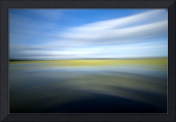 Lowcountry Marsh Abstract 2