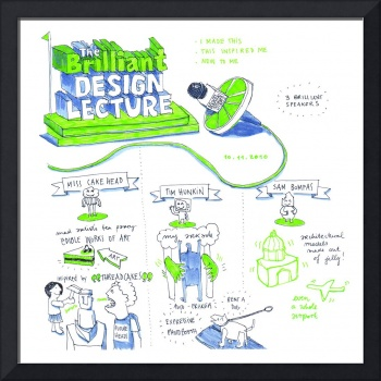 Brilliant Design Lecture 01 – November 2010