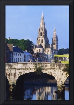 St. Finbarre's Cathedral, Cork, County Cork, Irel