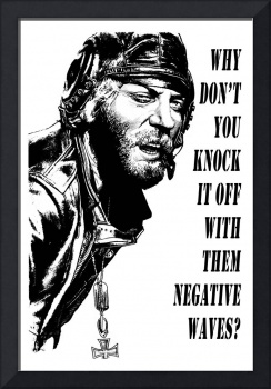 Kelly's Heroes: Oddball Says (b/w)
