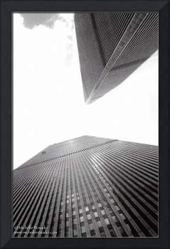 World Trade Center, New York, September 7, 2001