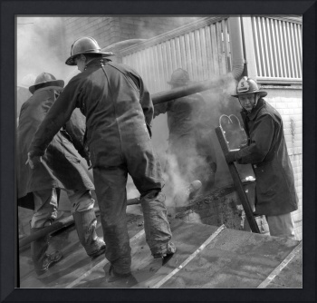 Firefighters, 1950
