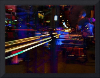 NEW YEARS EVE 31 DEC 14 LIGHT-STREAKS ART #1, EDIT