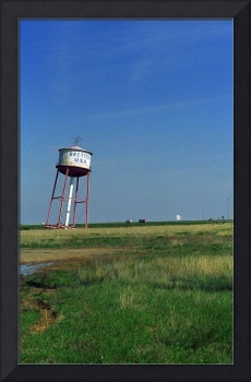 Route 66 - Leaning Water Tower