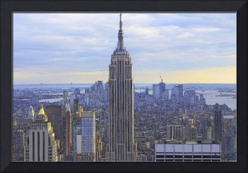 Empire State Building - Drawing