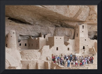 Around the Kiva