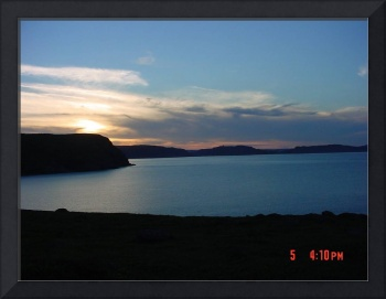 Cape Spear Sunset