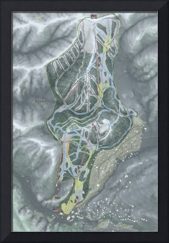 Sundance Resort Trail Map