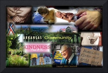 Arkansas-- Community Kindness
