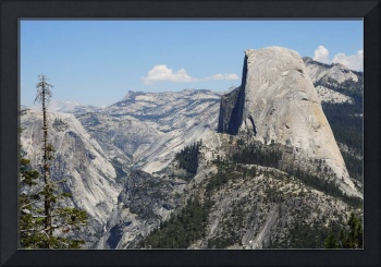 Half Dome in July