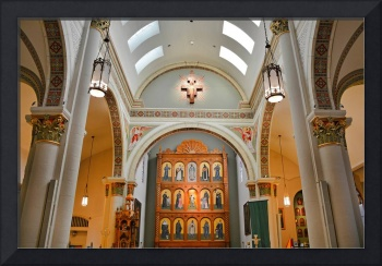 St. Francis Cathedral Basilica Study 6