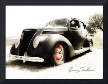 Hot 39 Ford Five Window