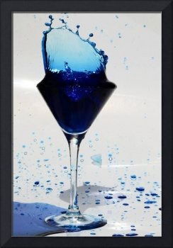 BLUE SPLASH #3427