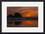 Oceanside Sunset 4 by Ken Dietz