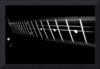 frets, strings and notes
