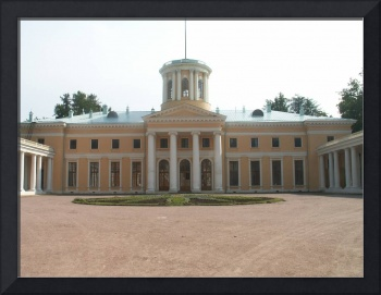 Palace In Archangelskoe