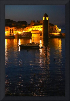 Lighthouse of Collioure