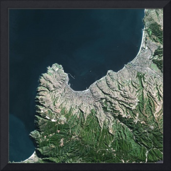 Valparaiso (Chile) : Satellite Image