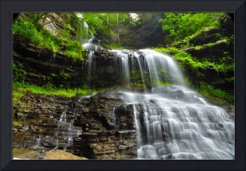 Cathedral Falls 1
