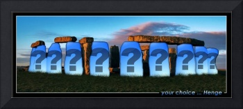 Your Choice Henge