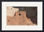Detail of Montezuma Castle by Jacque Alameddine