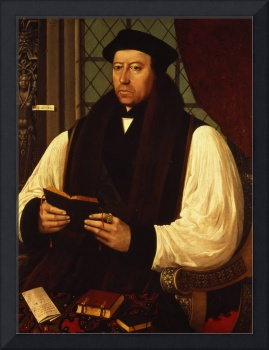Portrait of Thomas Cranmer