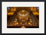 The Cathedral of St Paul - Amazing Interior by Wayne Moran
