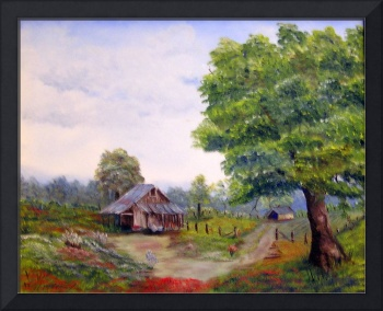 homeplace landscape