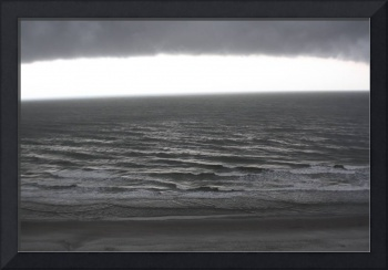 Foreboding Clouds Over Sea 1