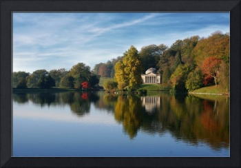 Autumn at Stourhead 4