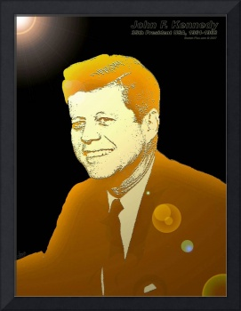 John F. Kennedy, Thirty-Fifth President USA
