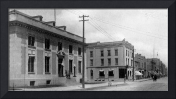 Post Office and Crookston Times building