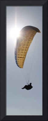 Paragliding Beauty