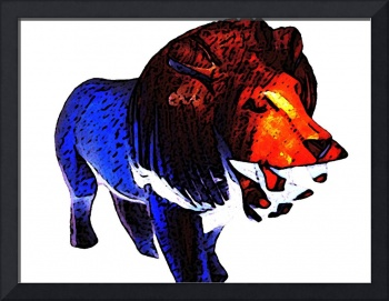 Lion with Color 2