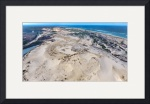 Cape Cod Dune Lands Aerial by Christopher Seufert