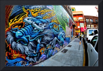 Downtown China Town