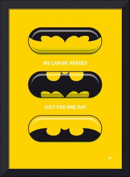 My SUPERHERO PILLS - Batman