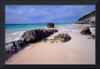 Rock Formations on Elbow Beach