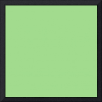 Square PMS-359 HEX-A0DB8E Green