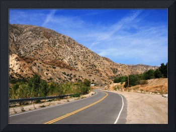 Big Tujunga Canyon Road