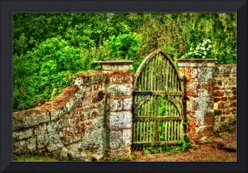 The Old Garden Gate