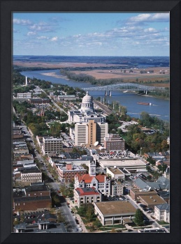 Jefferson City Aerial Photograph