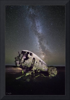 Plane Wreck in Iceland by Cody York_115A3632