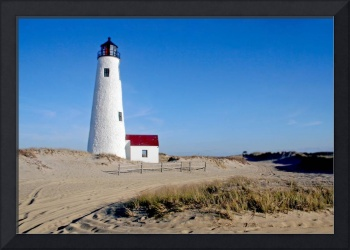 Great Point Lighthouse (Nantucket, MA)