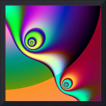 Colorful Fractal 7